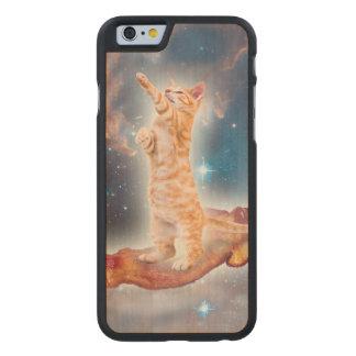 宇宙のベーコンのサーフィン猫 ケース