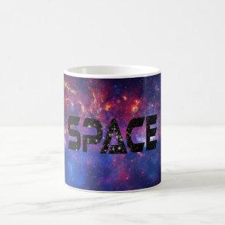 宇宙のマグ コーヒーマグカップ
