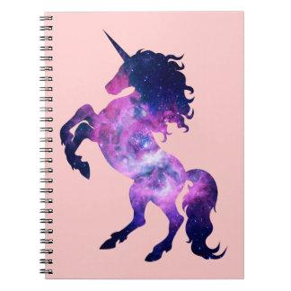 宇宙のユニコーン ノートブック