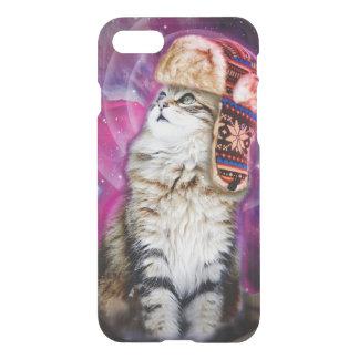 宇宙のロシアのな猫 iPhone 8/7 ケース