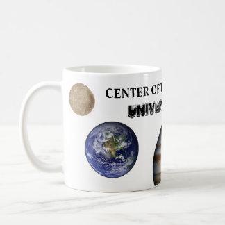 宇宙の中心 コーヒーマグカップ