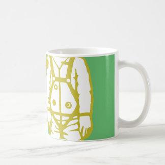 宇宙の人のマグ コーヒーマグカップ