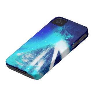 宇宙の例の青い側面 Case-Mate iPhone 4 ケース