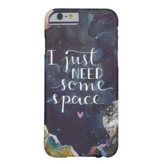 宇宙の例 BARELY THERE iPhone 6 ケース
