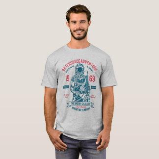 宇宙の冒険1969年のMoonwalk、 Tシャツ