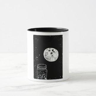 宇宙の十分のマグ マグカップ