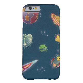 宇宙の場合 BARELY THERE iPhone 6 ケース