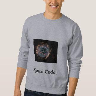 宇宙の士官候補生のワイシャツ スウェットシャツ