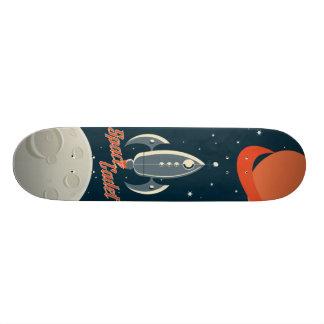 宇宙の士官候補生 スケートボード
