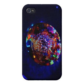 宇宙の大理石の上昇I iPhone 4 COVER