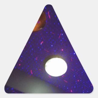 宇宙の天井 三角形シール