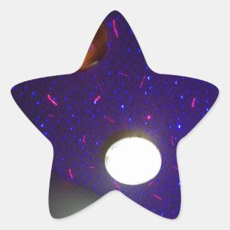 宇宙の天井 星シール