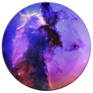 宇宙の妖精 磁器プレート
