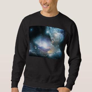 宇宙の始め スウェットシャツ