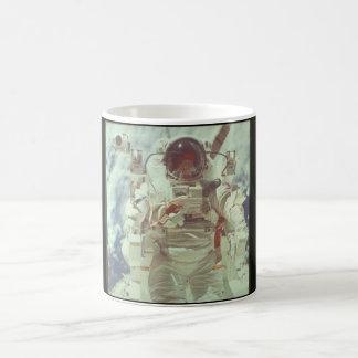 宇宙の宇宙飛行士。 (astronaut_Space コーヒーマグカップ