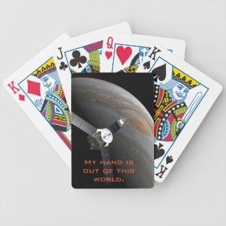 宇宙の惑星および調査 バイスクルトランプ