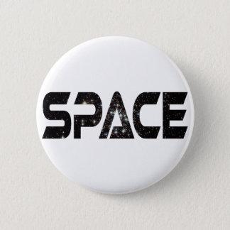宇宙の星雲のバッジ 5.7CM 丸型バッジ
