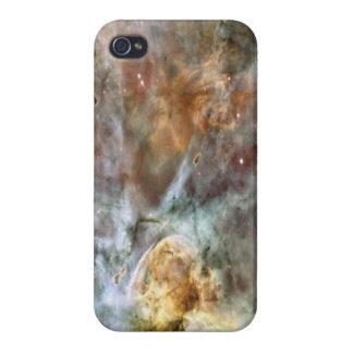 宇宙の星雲の絵画のiphone 4ケース iPhone 4 ケース