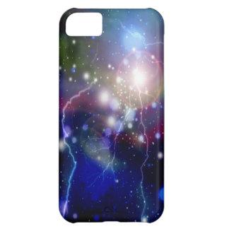 宇宙の星雲の銀河系 iPhone5Cケース