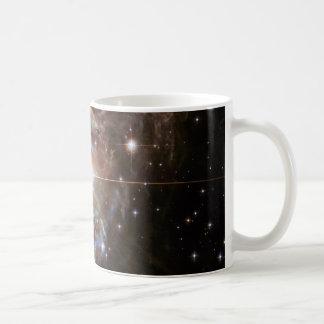 宇宙の星雲- Cepheidの変光星RS Puppis コーヒーマグカップ