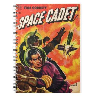 宇宙の漫画 ノートブック