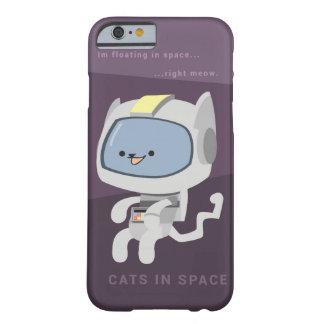 宇宙の猫 BARELY THERE iPhone 6 ケース