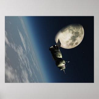 宇宙の眺め ポスター
