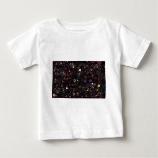 宇宙の競争 ベビーTシャツ
