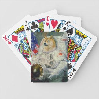 宇宙の総督のポーカーカード バイスクルトランプ