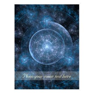 宇宙の背景001 ポストカード