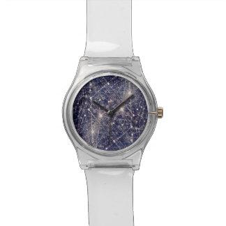 宇宙の腕時計 腕時計