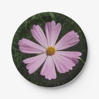 宇宙の花の紙皿 ペーパープレート