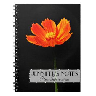 宇宙の花 ノートブック