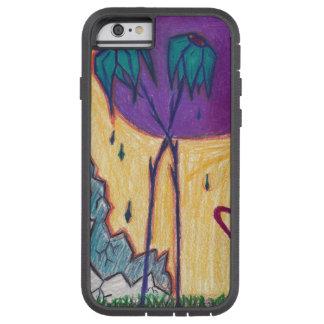 宇宙の花 TOUGH XTREME iPhone 6 ケース