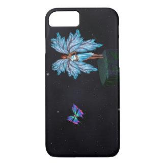 宇宙の蝶妖精のiPhone 7 iPhone 8/7ケース