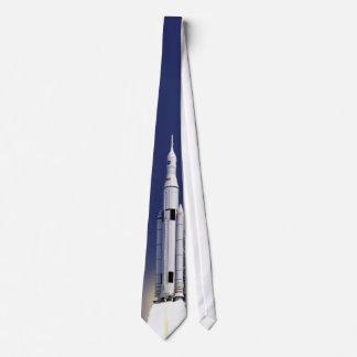宇宙の進水システム オリジナルネクタイ