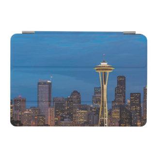 宇宙の針および都心のシアトル iPad MINIカバー