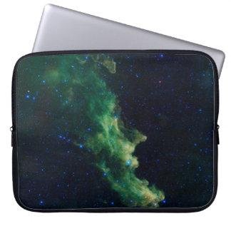 宇宙の銀河系のラップトップスリーブ ラップトップスリーブ