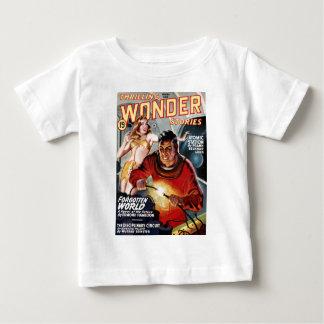 宇宙の電気技師 ベビーTシャツ