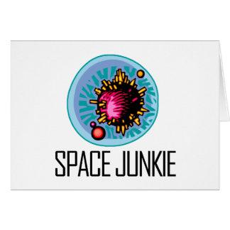 宇宙の麻薬常習者の小惑星 カード