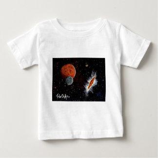 宇宙の~のSPACIAL切れ間 ベビーTシャツ