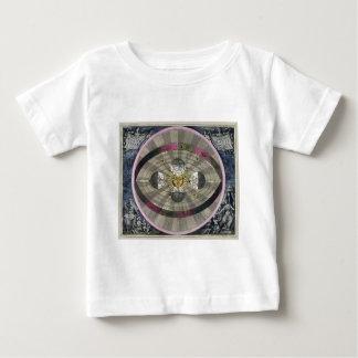 宇宙のCopernicanシステム ベビーTシャツ