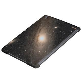 宇宙のGalaxie黒いIpadカバー