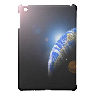 宇宙のiPadの場合 iPad Miniケース