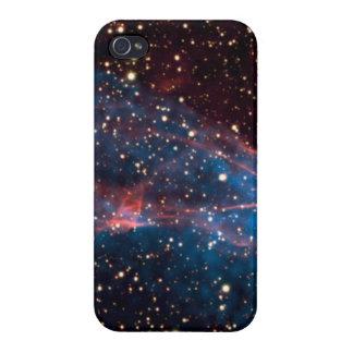 宇宙のiPhone 4/4sの場合 iPhone 4 カバー