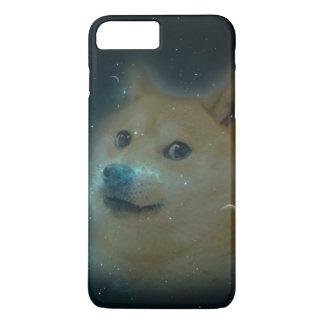 宇宙のshibeの総督 iPhone 8 plus/7 plusケース