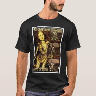 宇宙のTシャツのVictorianaの女王 Tシャツ