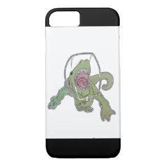 宇宙のTレックスのiPhone 7の場合! iPhone 8/7ケース