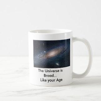 宇宙は広いです… コーヒーマグカップ
