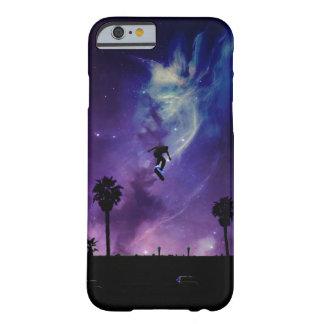 宇宙へのスケート BARELY THERE iPhone 6 ケース
